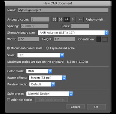 New CAD Document sample