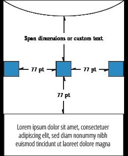 Span dimension sample